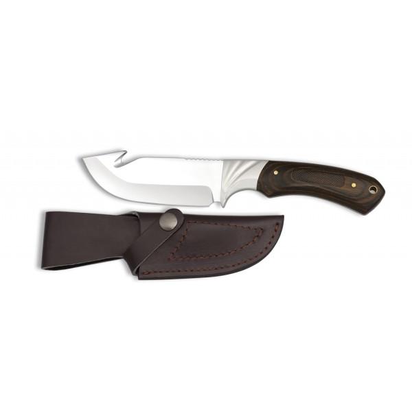 ALBAINOX - Lovački nož + Kožna futrola