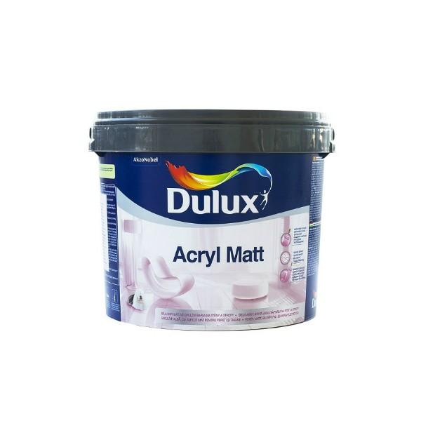 DULUX - Acryl Matt - Boja za unutarnje prostore