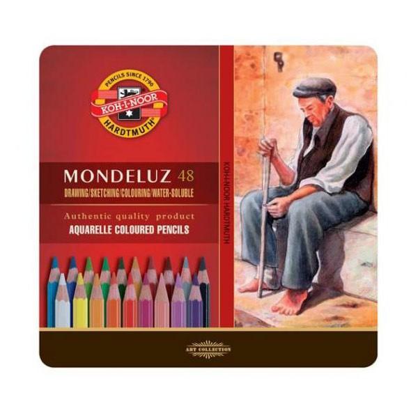 Koh-i-noor Aquarel u olovci, set 48 komada