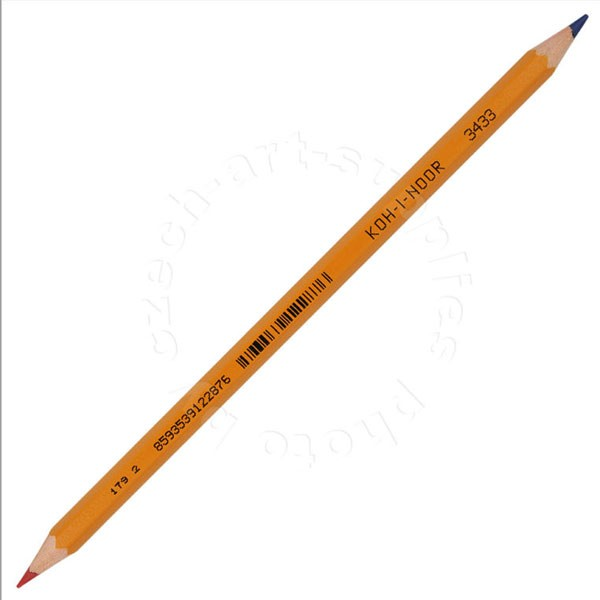 Koh-i-Noor dvobojna olovka