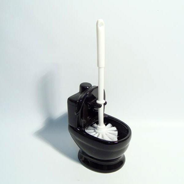 Četka za WC školjku keramička