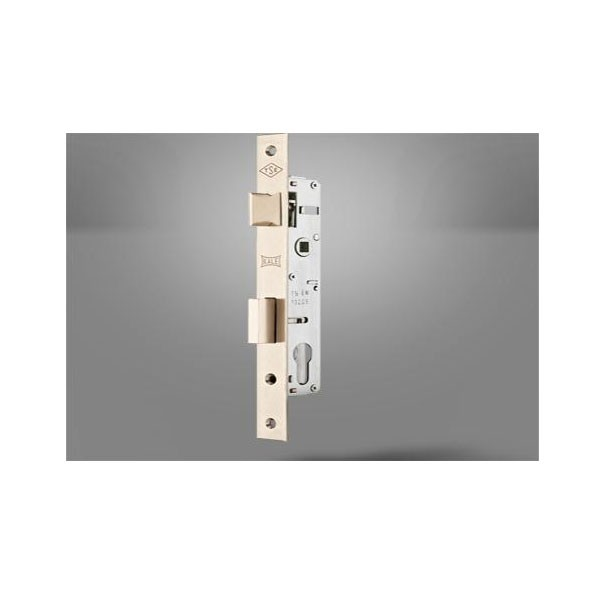 Brava za metalna i drvena vrata sa cilindrom, 30mm