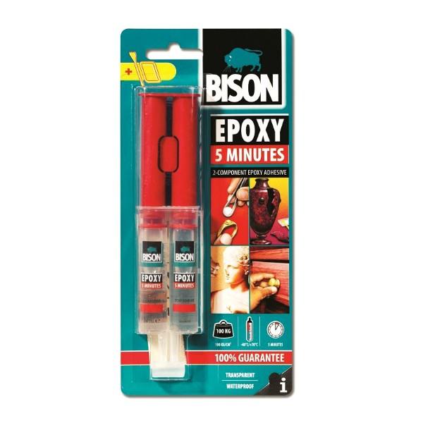 BISON - Epoxy - 5 minutes