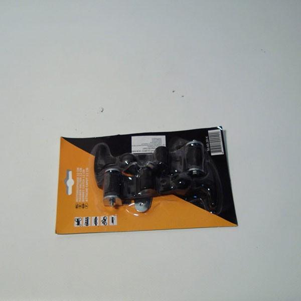 Zatvarač gumeni za prikolicu 12cm