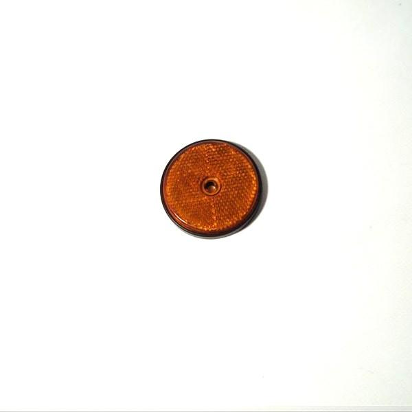 Mačje oko narančasto 60mm
