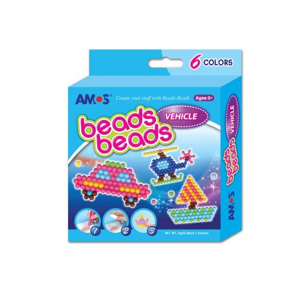 Bead bead, sljepljujuče kuglice, Amos