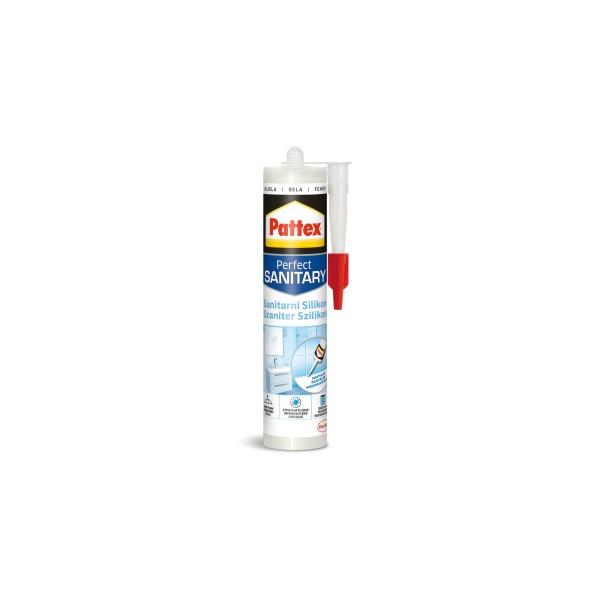 PATTEX - One For All - Perfect Sanitary - Silikon za kupaonicu i kuhinju