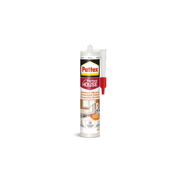 PATTEX - One For All - Perfect House - Univerzalni silikon