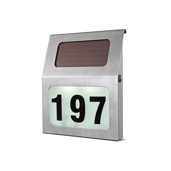 90497 - SOLAR - Vanjsko svjetlo / Kućni broj