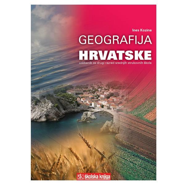 Ines Kozina: Geografija Hrvatske
