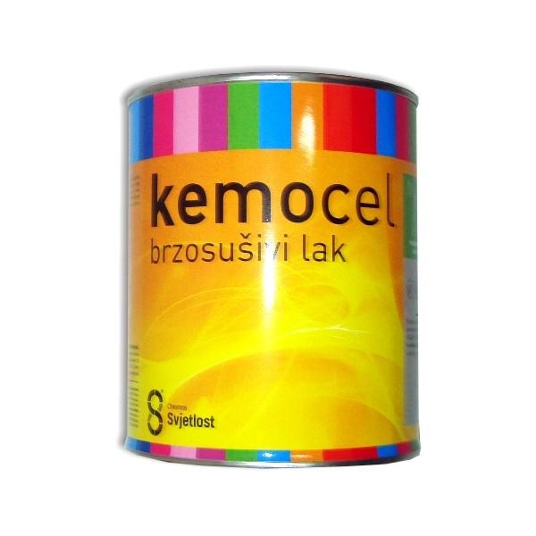 KEMOCEL BRZOSUŠIVI LAK SMEÐI 0.75l