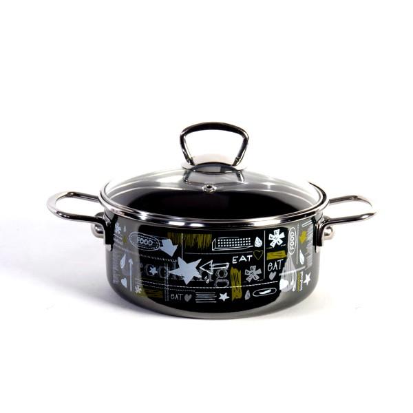 METLINE LIGHT - Posuda za kuhanje - plitka - 1.5 L