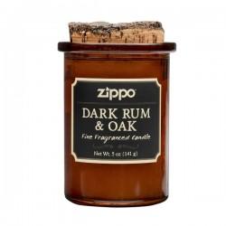 ZIPPO Spirit - Svijeća - Dark Rum & Oak