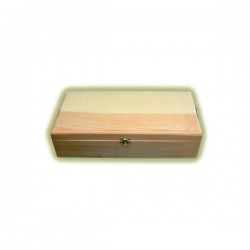 Drvena kutija  14x10x5,5cm