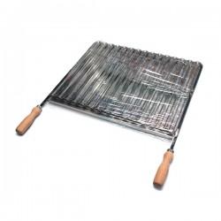 Rešetka za roštilj inox 61cm x 42.5cm