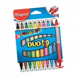 MAPED - Color'peps Duo - Flomasteri - 10