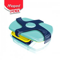 MAPED Picnik - 857448 Kutija za užinu - Concept - Turquoise