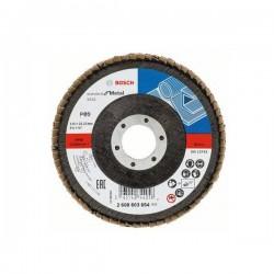 BOSCH - Brusna rezna ploča - X431 - P80 - 115 x 22,23 mm