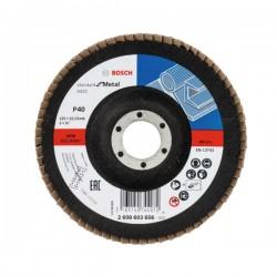BOSCH - Brusna rezna ploča - X431 - P40 - 125 x 22,23 mm