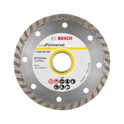 BOSCH - Dijamantna rezna ploča - Ø 115 mm x 22,23 mm - 5608615036