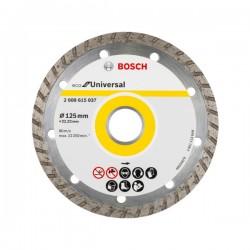 BOSCH - Dijamantna rezna ploča - Ø 125 mm x 22,23 mm - 2608615037