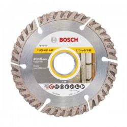 BOSCH - Dijamantna rezna ploča - Ø 115 x 22,23 mm - 2608615057