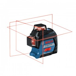 BOSCH Professional - Laserski nivelir - GLL 3-80