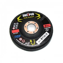 Brusni disk soft polish 115x22mm granulacija 280