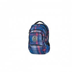 Ruksak školski All Over Target 23804 plavi+pernica