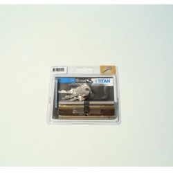 Titan profilni cilindar 50/50mm