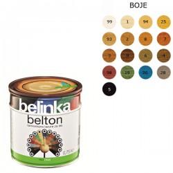 Belinka Belton zaštita drva 0.75L boja 9, palisandar