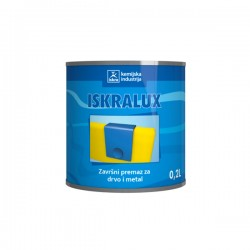 Iskralux - Emajl lak - Bezbojni - 0,20 L