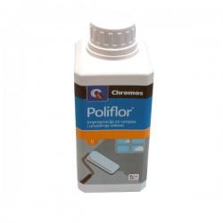 Poliflor impregnacija za vanjske i unutarnje zidove 1L