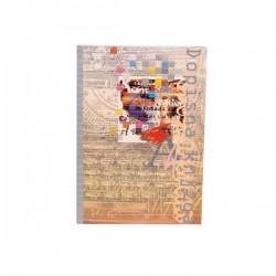 Dopisna bilježnica A5 100 perforiranih listova