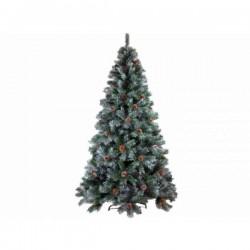 Božićno drvce sa snijegom i ćešerima - 2,1 M