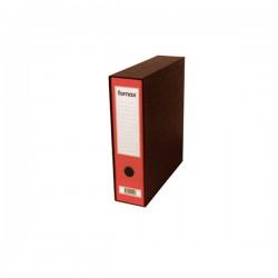 Registrator A4/široki Fornax Prestige - crveni