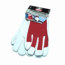 MAX - Premium - Zaštitne rukavice - Kožne - Vel.10