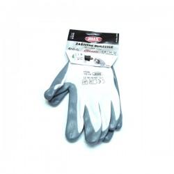 Zaštitne rukavice nitrilne sive classic V:9