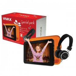 Tablet Vivax TPC-7001 7'' + slušalice i gumeno kučište