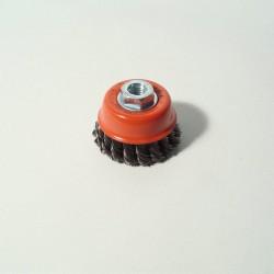 Četka 75x27mm stožasta, žice debljine 0.5mm, M14