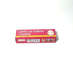 Ljepilo za miševe i insekte ( nije otrovno) 135 grama