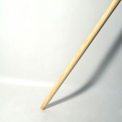 Drvena drška za metlu 120cm