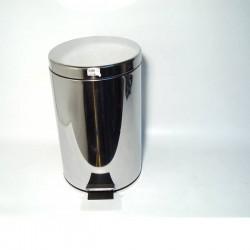 Kanta za smeće inox, pedala 12L