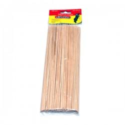 Štapići za ražnjiće - Ø 0.3 x 25 cm - 100 kom