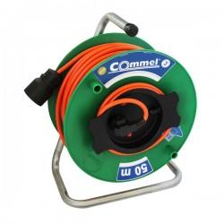 Kabel roleta na PVC bubnju 280mm monofazna 16A 40m