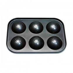 Kalup za kolače u obliku lopti 26.5cm x 18cm x 2.5cm