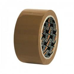 Samoljepljiva traka (selotejp) smeđa 66m x 48mm