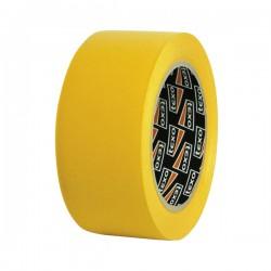 Zaštitna ljepljiva PVC žuta traka 33m x 50mm