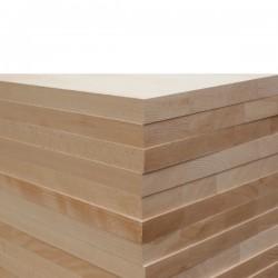 Lamelirane daske/ploče - Drvena daska - 1000x300