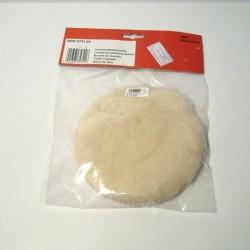 AEG, krzno za poliranje, za čičak, 15 cm